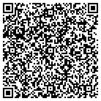 QR-код с контактной информацией организации ИНТЕРДОРСТРОЙ, ООО