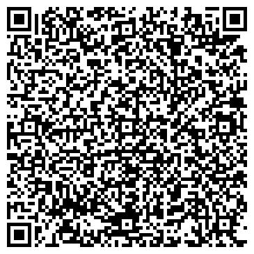 QR-код с контактной информацией организации Доброе дело