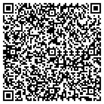 QR-код с контактной информацией организации АСТЕРО ШАРМ