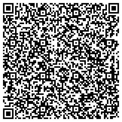 QR-код с контактной информацией организации ООО  ПРОМО ДОМ Рекламно-маркетинговое агентство