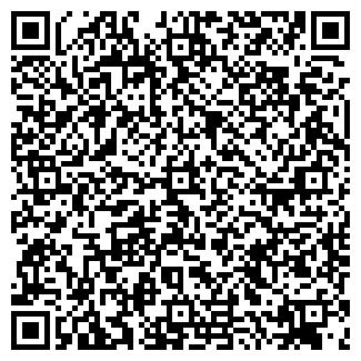 QR-код с контактной информацией организации 4х4 КЛУБ