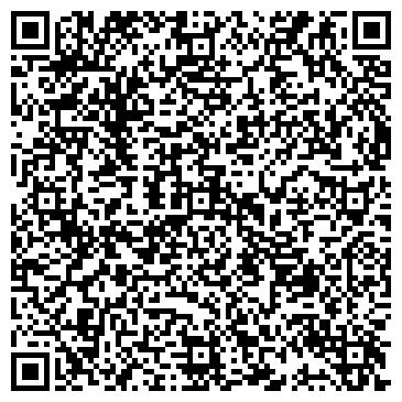 QR-код с контактной информацией организации CITYFITNESS СПОРТИВНЫЙ КЛУБ