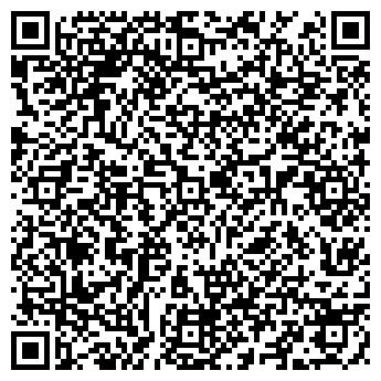 QR-код с контактной информацией организации БИТКОМ КЛУБ