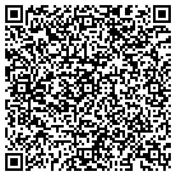 QR-код с контактной информацией организации ИНПЛАНТ+
