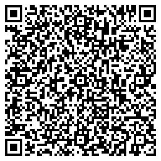 QR-код с контактной информацией организации ХОУМ КРЕДИТ