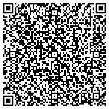 QR-код с контактной информацией организации Цветы для красоты