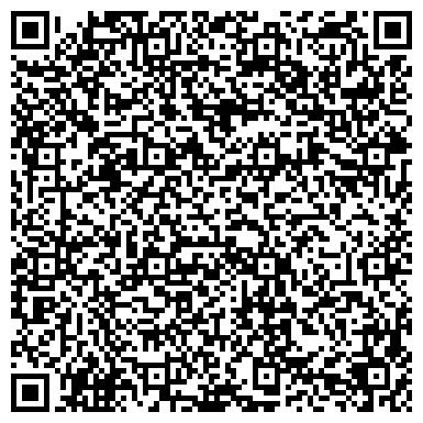 QR-код с контактной информацией организации Англия-стиль