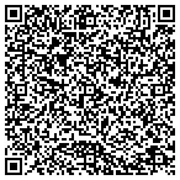QR-код с контактной информацией организации МегаФон, сеть салонов связи