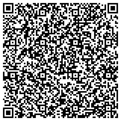 """QR-код с контактной информацией организации ФГБДОУ """"Центр развития ребенка - детский сад №43"""" УДПРФ"""