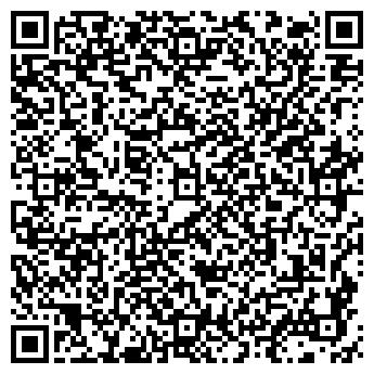 QR-код с контактной информацией организации Эдисон