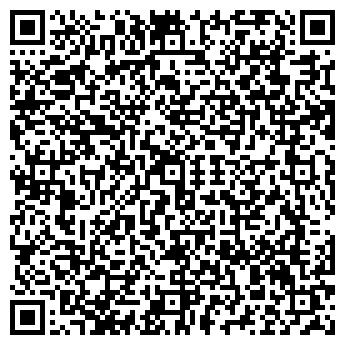 QR-код с контактной информацией организации КЛУБНИКА