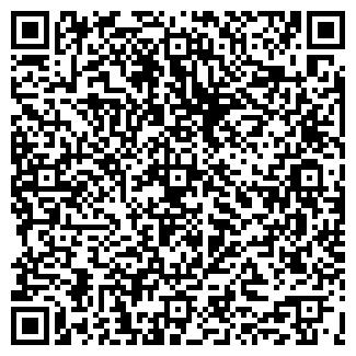 QR-код с контактной информацией организации ОСТЕРА