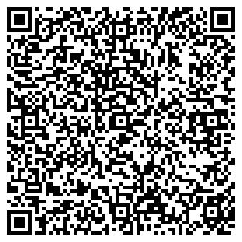QR-код с контактной информацией организации КРАСОТА+ЗДОРОВЬЕ