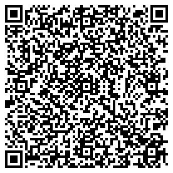 QR-код с контактной информацией организации САЛОН МАНИКЮРА