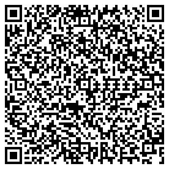 QR-код с контактной информацией организации BLUEBERRY