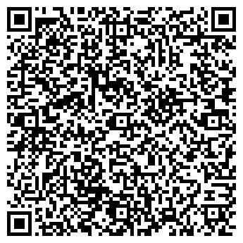 QR-код с контактной информацией организации Джинс А