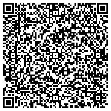 QR-код с контактной информацией организации Квадратный метр