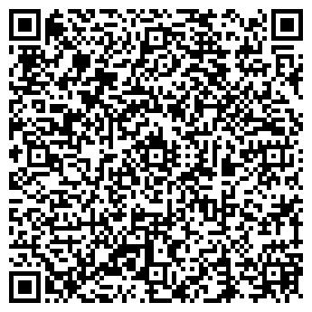 QR-код с контактной информацией организации ОРАНЖ