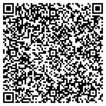 QR-код с контактной информацией организации РАЗНЫЕ ЛЮДИ