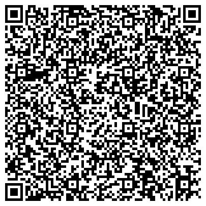 QR-код с контактной информацией организации Центр по защите прав потребителей, Ульяновская городская общественная организация