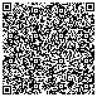 QR-код с контактной информацией организации Альфа, оптовый центр, ООО Мир цветов