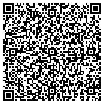QR-код с контактной информацией организации COSMOPOLITAN