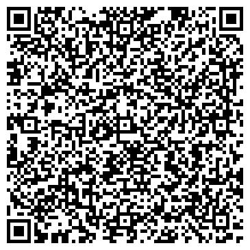 QR-код с контактной информацией организации ООО Ориентир
