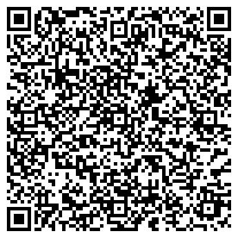 QR-код с контактной информацией организации Патриот 73