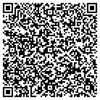 QR-код с контактной информацией организации Библиотека №17