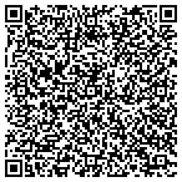 QR-код с контактной информацией организации МЕЖДУНАРОДНЫЙ ЦЕНТР ФАНТАСТИКИ
