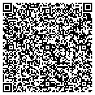 QR-код с контактной информацией организации Исакогорская детская библиотека №13