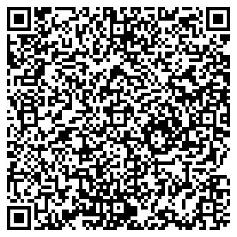 QR-код с контактной информацией организации АЛЬФА БАССЕНС