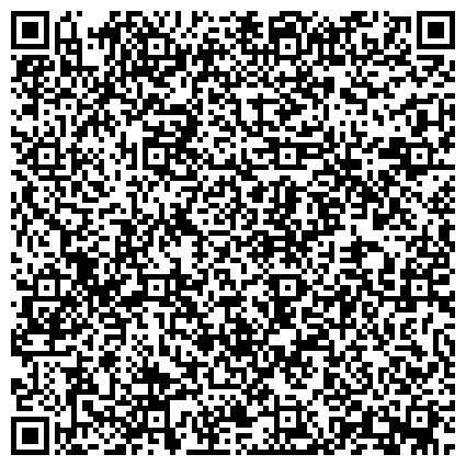 QR-код с контактной информацией организации МЭСИ, Московский государственный университет экономики, статистики и информатики, филиал в г. Перми
