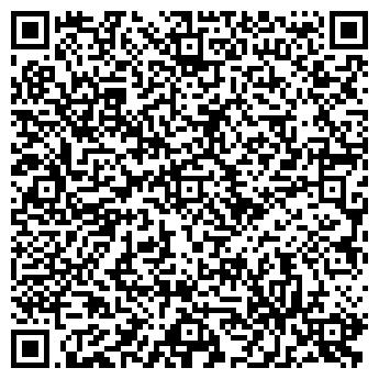 QR-код с контактной информацией организации ТЕНИССТРОЙ