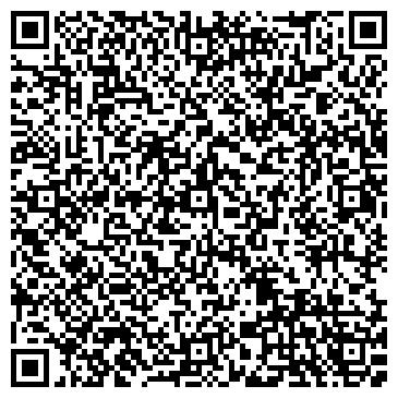 QR-код с контактной информацией организации Фруктовый мир, оптовая компания, Склад №6