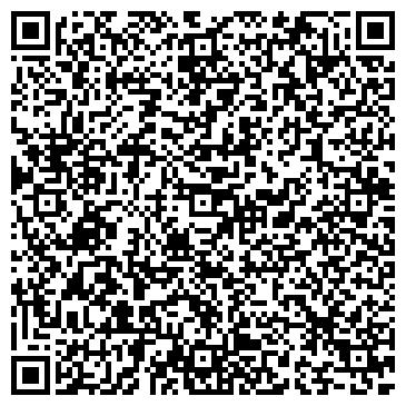 QR-код с контактной информацией организации ШКОЛА МАЛЕНЬКИХ ВОЛШЕБНИКОВ