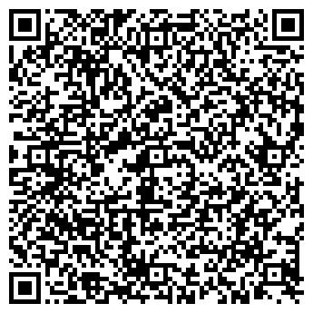 QR-код с контактной информацией организации KINETICS