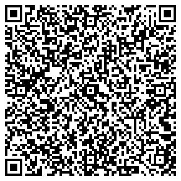 QR-код с контактной информацией организации Кухни Матрёшка