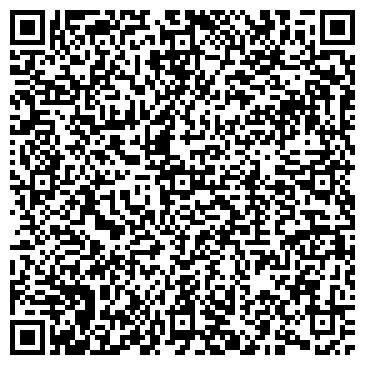 QR-код с контактной информацией организации ЗДОРОВЬЕ, ШКОЛА № 266