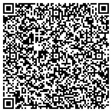 """QR-код с контактной информацией организации Фитнес клуб для женщин """"Разминка"""""""