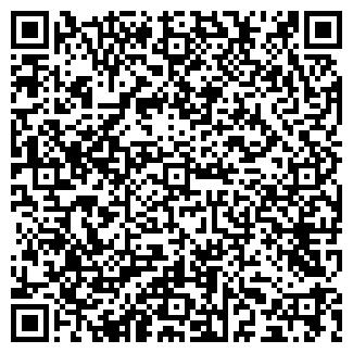 QR-код с контактной информацией организации ООО ЛеФ
