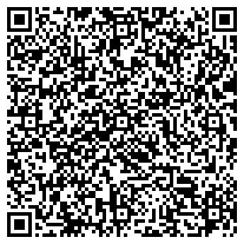 QR-код с контактной информацией организации Акватория, оптовая компания
