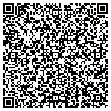 QR-код с контактной информацией организации Клиническая поликлиника №5