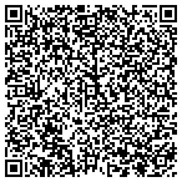 QR-код с контактной информацией организации ООО PAUL MITCHELL