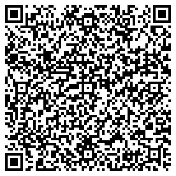 QR-код с контактной информацией организации ОБЛАКАSTUDIO