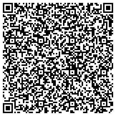 QR-код с контактной информацией организации Клинический центр по профилактике и борьбе со СПИДом и инфекционными заболеваниями