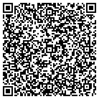 QR-код с контактной информацией организации ДЕТСКИЙ САД № 1296