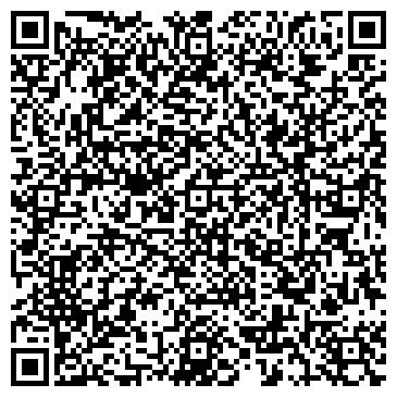 QR-код с контактной информацией организации Юнап