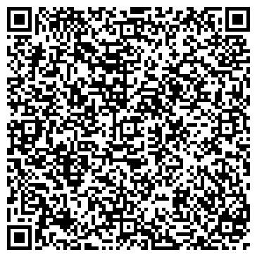 QR-код с контактной информацией организации La Defense