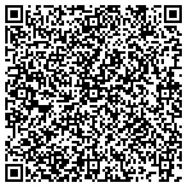 QR-код с контактной информацией организации ООО ЭКСХИН